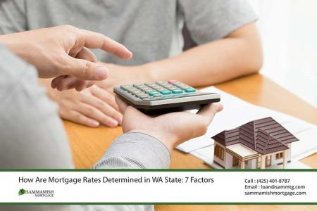 How Are Mortgage Rates Determined in WA State