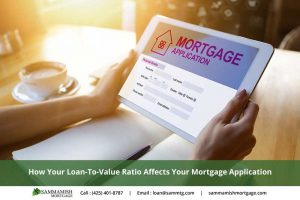 How Your Loan-To-Value Ratio Affects Your Mortgage Application