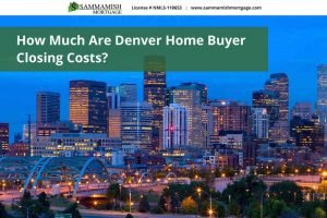 How Much Are Denver Home Buyer Closing Costs in 2021?