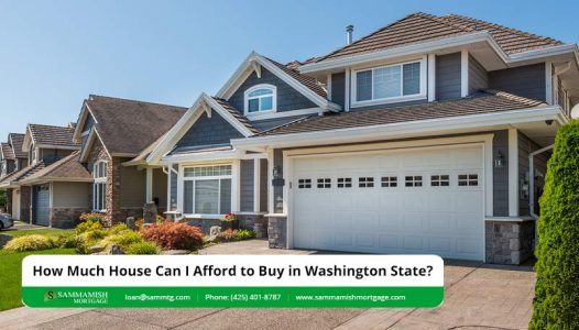 How Much House Can I Afford to Buy in Washington State