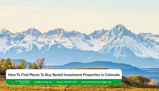 How To Find Places To Buy Rental Investment Properties in Colorado