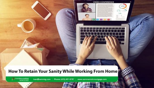 How To Retain Your Sanity While Working From Home