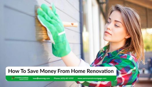 How To Save Money From Home Renovation