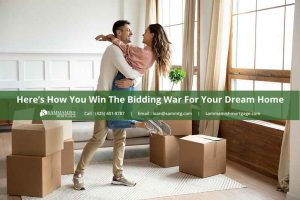 How To Win A Bidding War For Your Dream House
