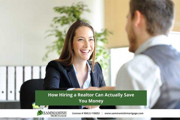 How hiring a realtor can actually save you money
