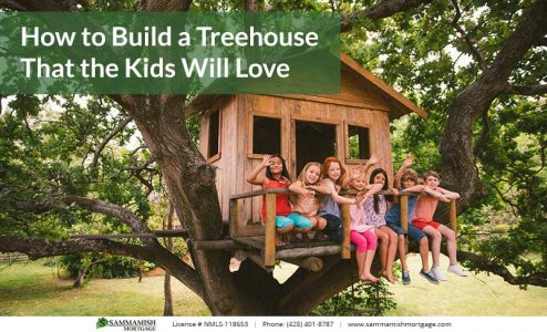 How to Build a Treehouse That the Kids Will Love