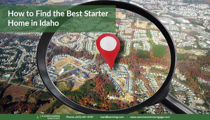 How to Find the Best Starter Home in ID