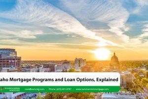 Idaho Mortgage Programs and Loan Options, Explained
