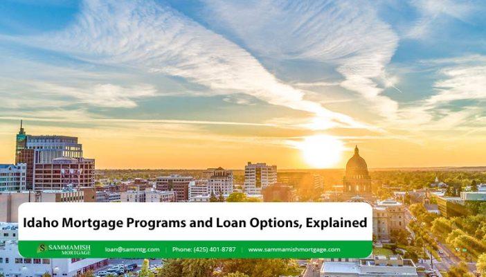 Idaho Mortgage Programs and Loan Options Explained