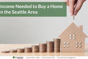 Income Needed to Buy a Home in the Seattle Area, 2021