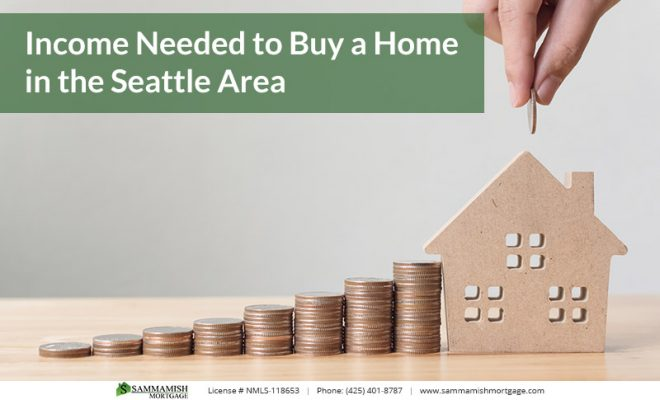 Income Needed to Buy a Home in the Seattle Area