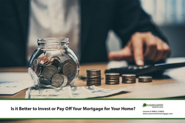 Is it Better to Invest or Pay Off Your Mortgage for Your Home