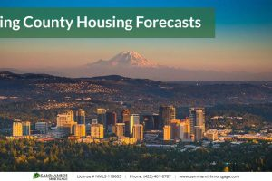 King County Housing Forecasts Stretching Into 2021