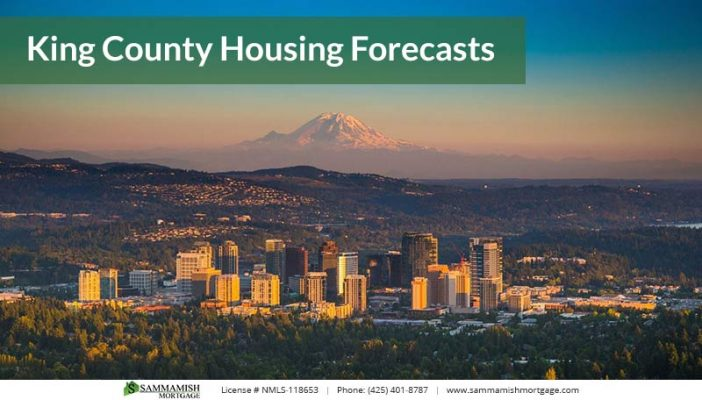 King County Housing Forecasts