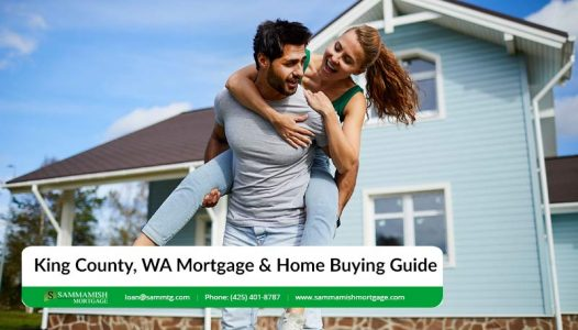 King County WA Mortgage Home Buying Guide