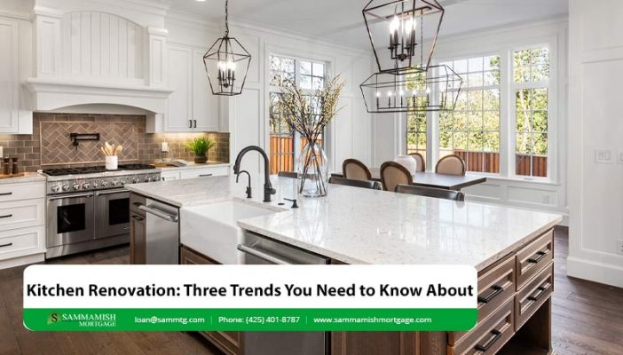 Kitchen Renovation Three Trends You Need to Know About