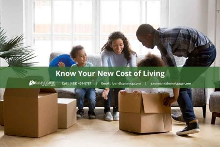 Know Your New Cost of Living