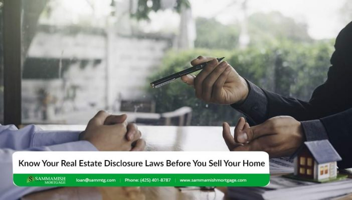 Know Your Real Estate Disclosure Laws Before You Sell Your Home