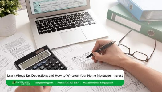 Learn About Tax Deductions and How to Write off Your Home Mortgage Interest