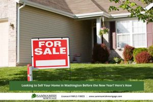 Looking to Sell Your Home in Washington Before the New Year? Here's How