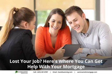 Lost your Job we get help with your mortgage
