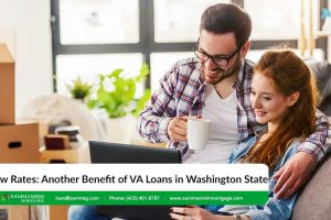 Low Rates: Another Benefit of VA Loans in Washington State