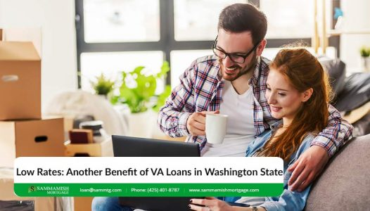 Low Rates Another Benefit of VA Loans in Washington State