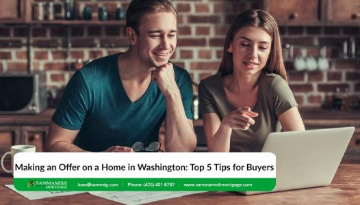 Making an Offer on a Home in Washington Top  Tips for Buyers