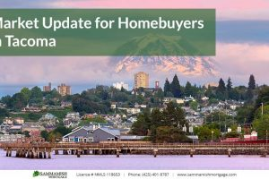 Market Update for Homebuyers in Tacoma: 2021