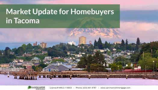 Market Update for Homebuyers in Tacoma
