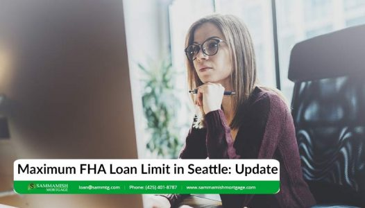 Maximum FHA Loan Limit in Seattle Jumps to  in