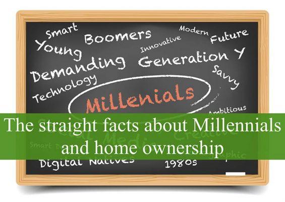Millenials Home Ownership Essentials