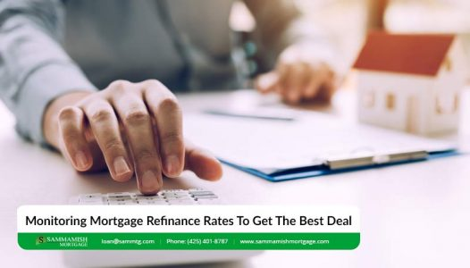 Monitoring Mortgage Refinance Rates To Get The Best Deal