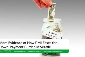 More Evidence of How PMI Eases the Down Payment Burden in Seattle