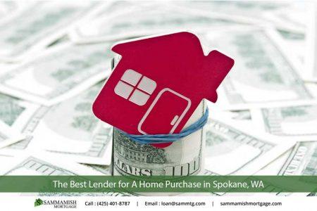 Mortgage Lender in Spokane wa