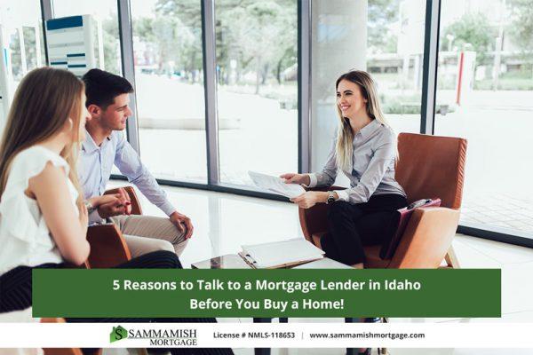 Mortgage Lenders in Idaho