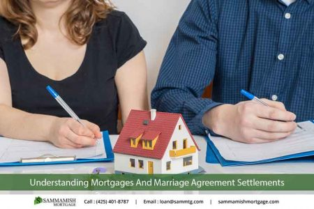 Mortgages And Marriage Agreement Settlements