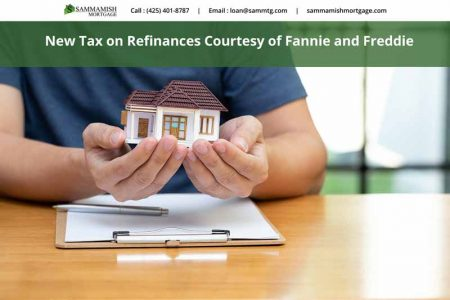 New Homeowners Fee for Refinancing