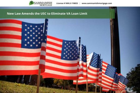 New Law Amends the USC to Eliminate VA Loan Limit