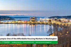 Olympia: One of the Affordable Housing Markets in Washington