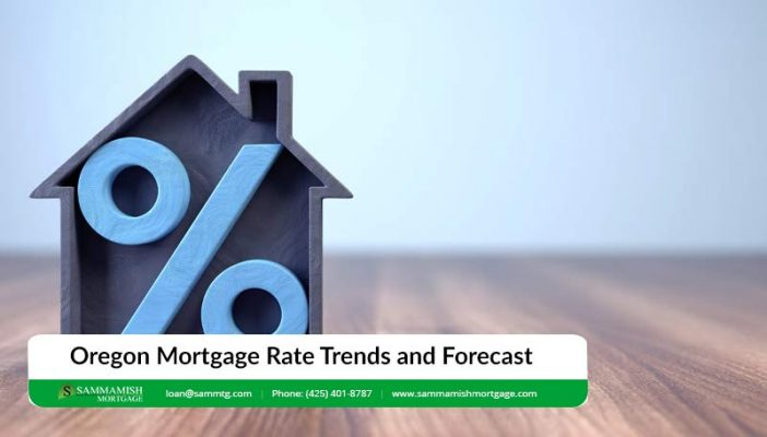 Oregon Mortgage Rate Trends and Forecast