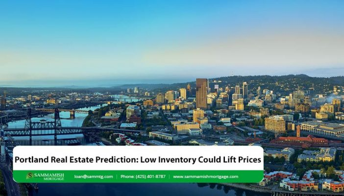 Portland Real Estate Prediction