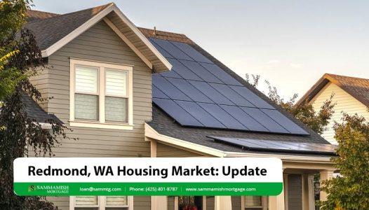 Redmond WA Housing Market update