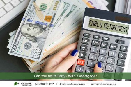 Retiring Early With a Mortgage