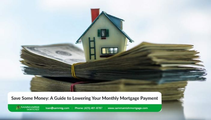 Save Some Money A Guide to Lowering Your Monthly Mortgage Payment