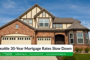 Seattle 30-Year Mortgage Rates Slow Down at the Start of 2021