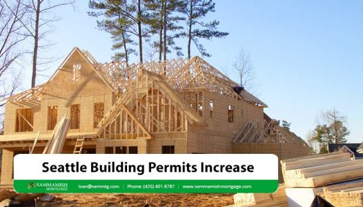 Seattle Building Permits Increase