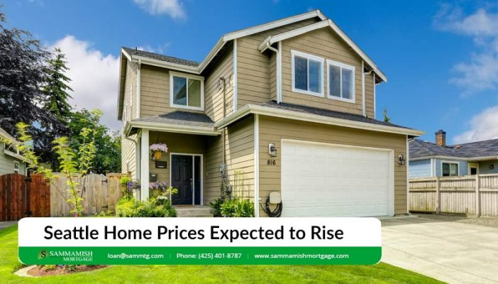 Seattle Home Prices Expected to Rise In
