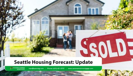 Seattle Housing Forecast Update
