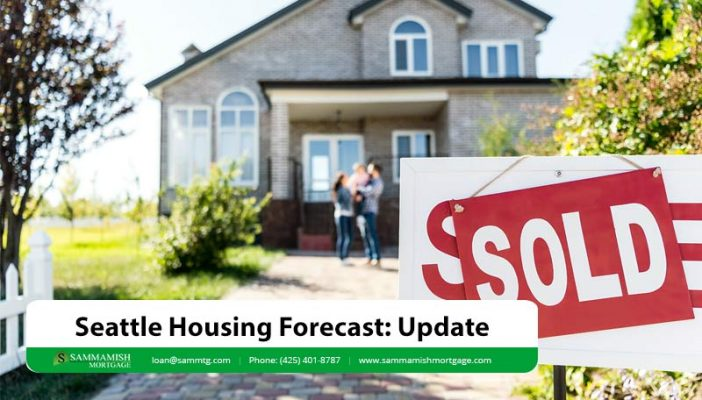 Seattle Housing Forecast Update